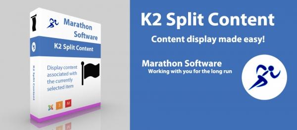 K2 Split Content